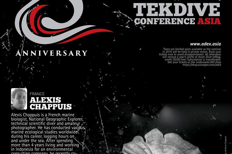 ADEX Singapore Tekdive Conference
